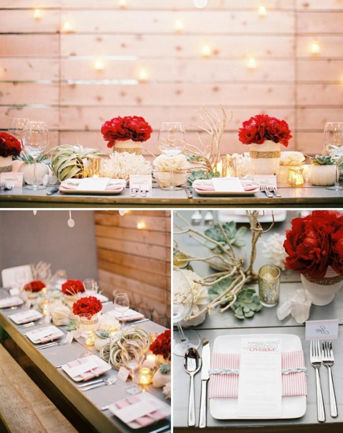 Cool-idée-deco-table-noel-decoration-table-noel-fleurs-rouges