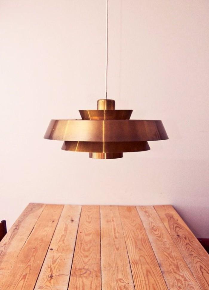 Cool-idée-dorée-design-lampe-le-salon-lampe-design-ronde
