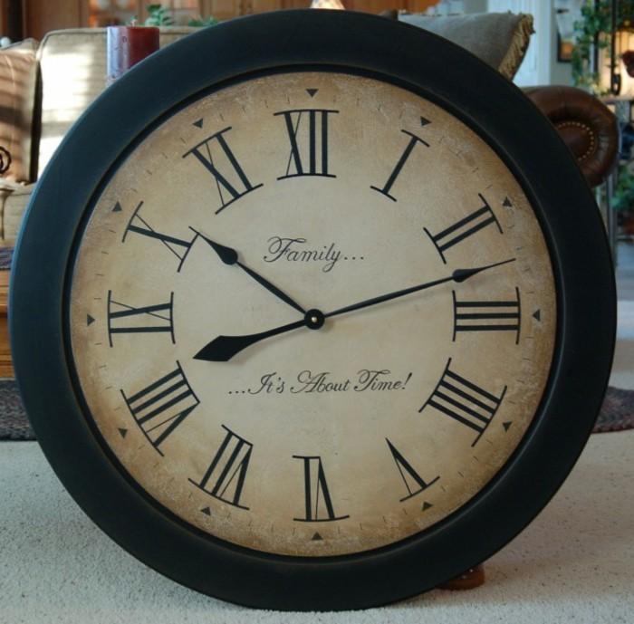 Déco-murale-horloge-atomique-horloge-murale-horloge-comtoise-idée-vintage