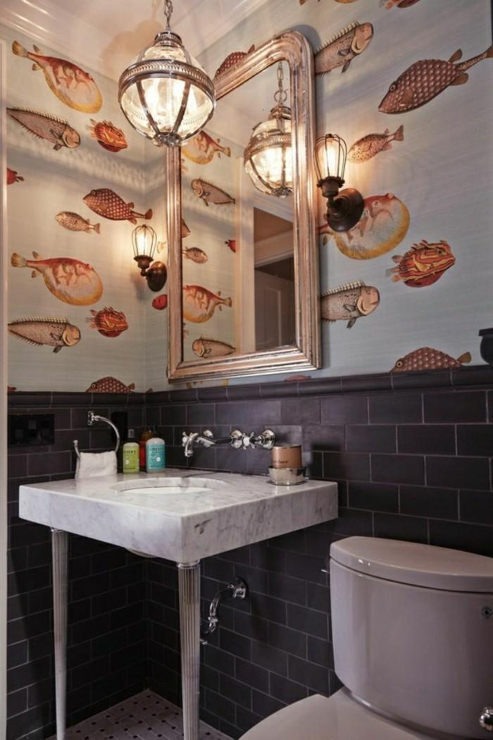 Design-papier-peint-pour-salle-de-bains-cool-idée-voir-comment