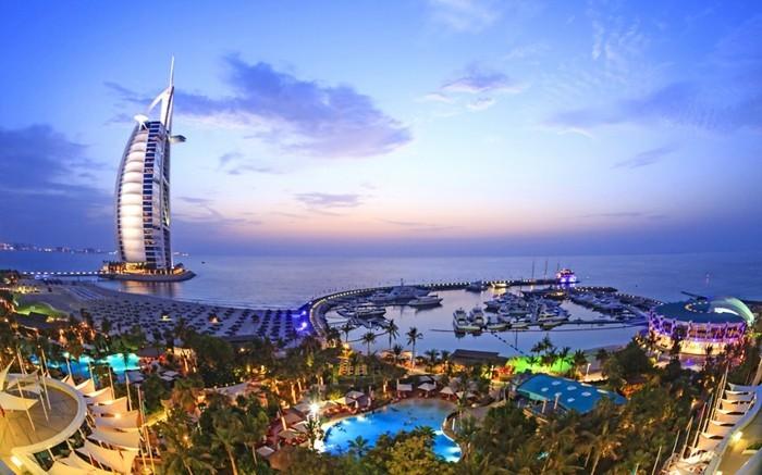 Dubai-les-plus-belles-villes-du-monde-belle-photo-capitales européennes à visiter