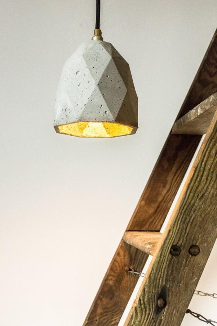 Idée-design-cool-echelle-lampes-design-originale