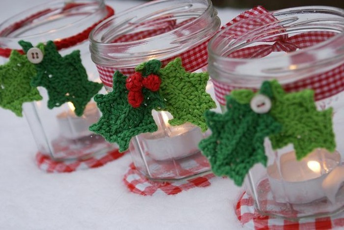 Le-bougie-aromatisé-cool-decoration-de-noel-parfait-formidable-blanc-et-rouge