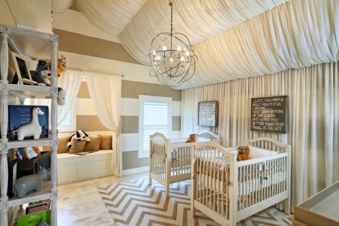 Le-lustre-chambre-bebe-idée-mignon-chandelier-diy