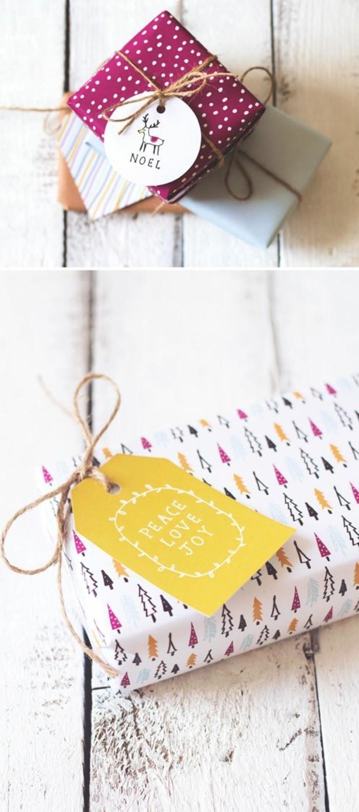 Le-papier-cadeau-personnalisé-idée-embalage-noel-emballage-cadeau-cool