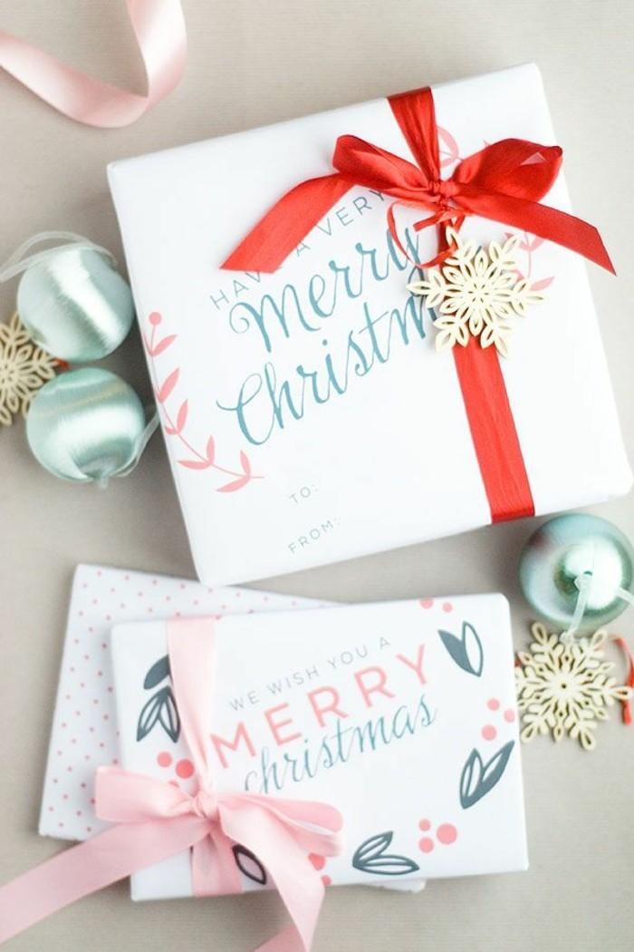 Le-papier-cadeau-personnalisé-idée-embalage-noel-joyeux-noel
