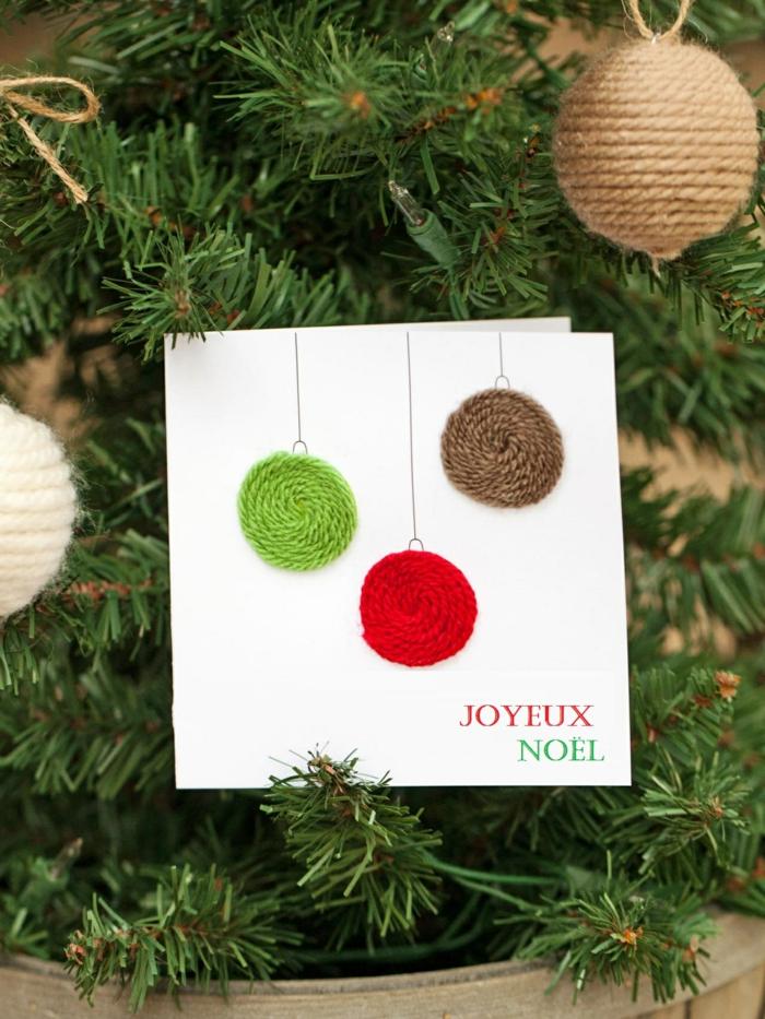 Les-cartes-joyeux-noël-inspiration-dromadaire-carte-carte-de-noel-a-fabriquer