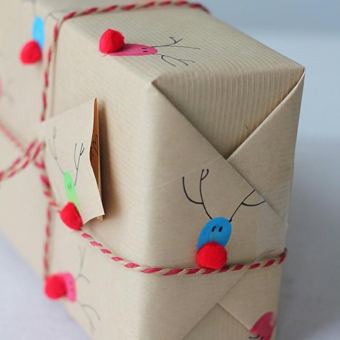 Emballage Cadeau Noel Idees Originales Saint Paul 2732