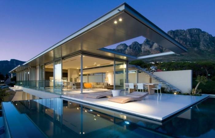 Les plus belles villas du monde voyez nos images for Belles villas modernes