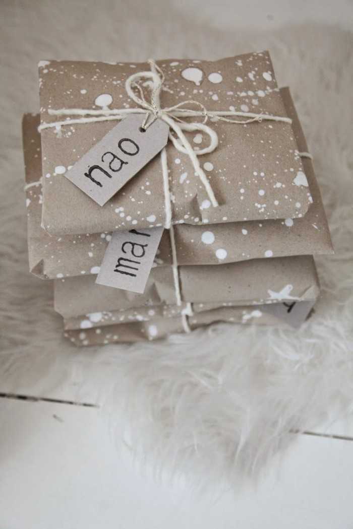 Personnalisé-papier-cadeau-original-papier-personnalisé-emballage-cadeau-simple