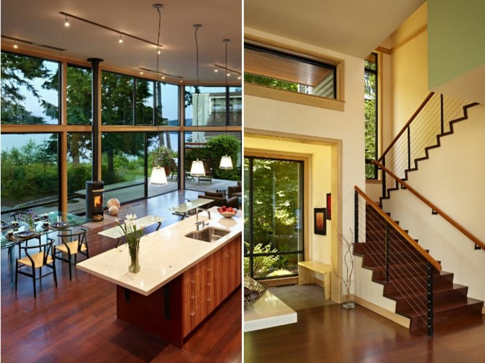 Port-Ludlow-Residence-moderne-architecture-intérieur-cuisine-contemporaine