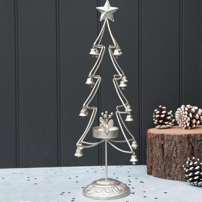 Superbe-bougies-de-noel-images-jolies-beauté-des-fêtes-magiques-photophore-de-noel