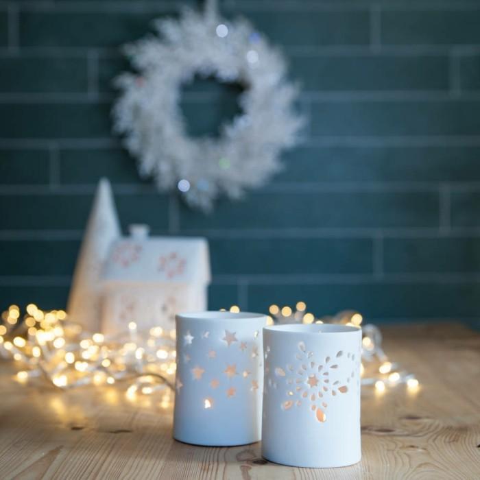 Superbe-idée-pour-bougies-de-noel-images-jolies-beauté-des-fêtes-magique-blanc