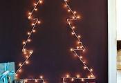 Comment se faire un arbre de noel différent et joli – 49 idées pour votre noel magique