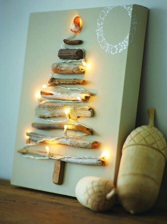 arbre-de-noel-en-bois-flotté-déco-guirlande-lumineuse