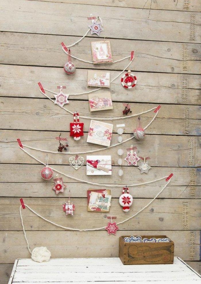 arbre-de-noel-fil-blanc-idée-déco-noel-créative