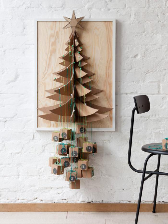 arbre-de-noel-original-accroché-au-mur-sapin-de-noel