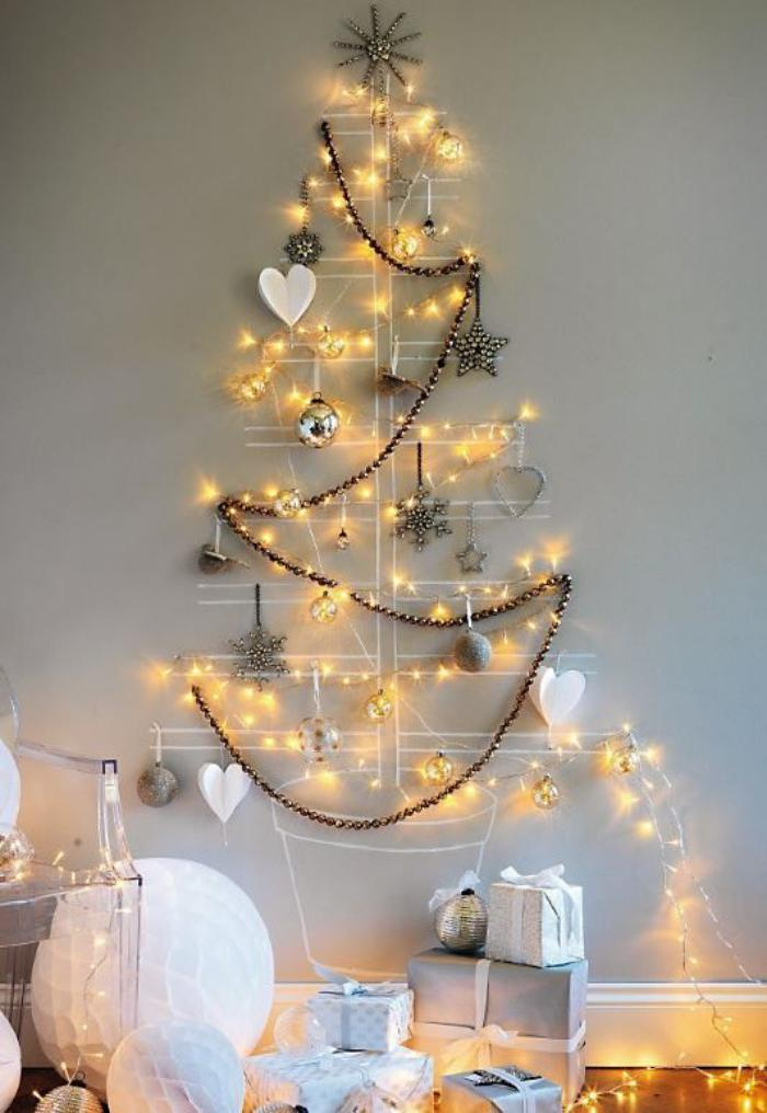 comment se faire un arbre de noel diff rent et joli 49. Black Bedroom Furniture Sets. Home Design Ideas
