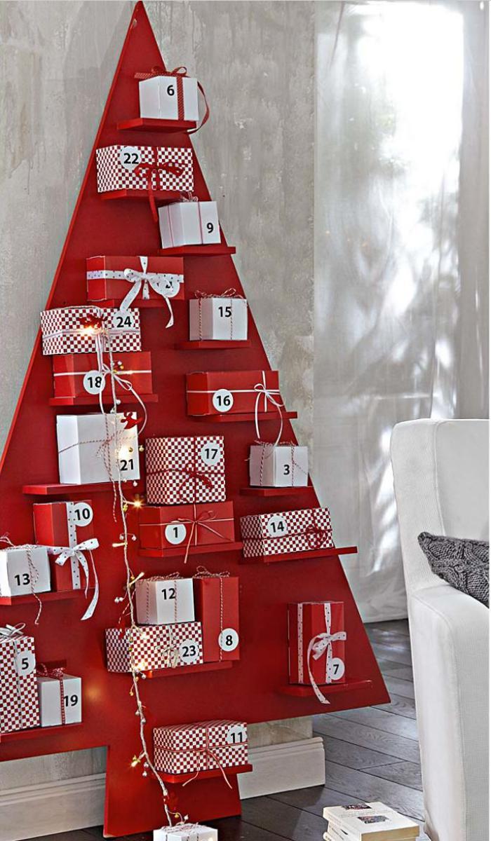 arbre-de-noel-sapin-de-noel-rouge