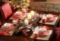 La décoration de table de Noël – 43 idées que vous allez aimer!