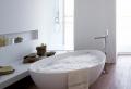 La baignoire ovale – les meilleurs idées pour votre salle de bains!