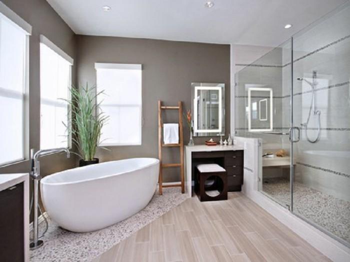 baignoire-ovale-encastrable-baignoire-ilot-rustique-echelle-cool