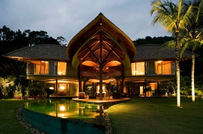 Les plus belles villas du monde voyez nos images for Des belles villas