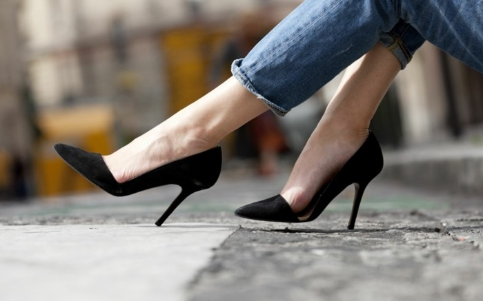 beaux-chaussures-à-talon-escarpins-confortables-escarpins-pointus