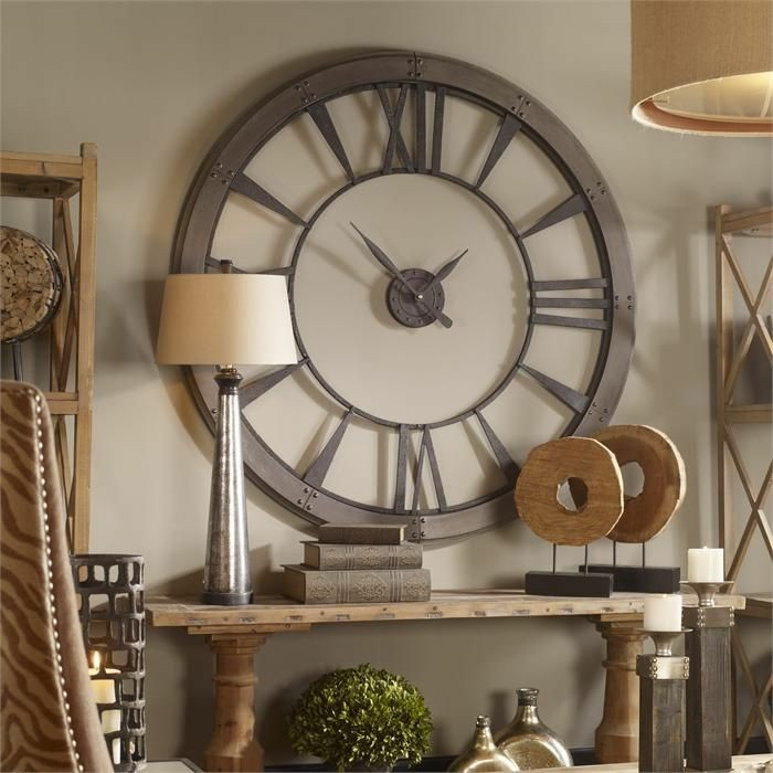 45 Id Es Pour Le Plus Cool Horloge G Ante Murale