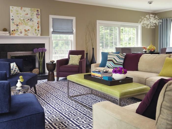 La meilleur d coration de la chambre couleur taupe - Decoration living couleurs ...