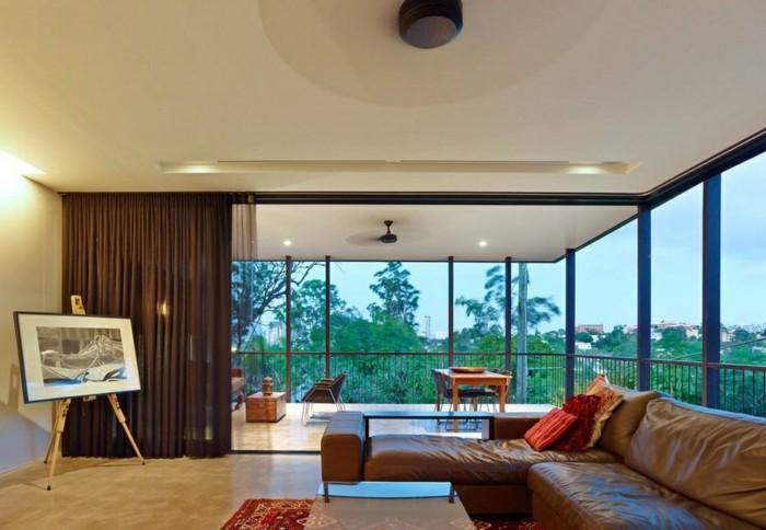 belle-pièce-ave-vue-double-rideau-dans-la-salle-de-séjour-cool-canapé-d-angle