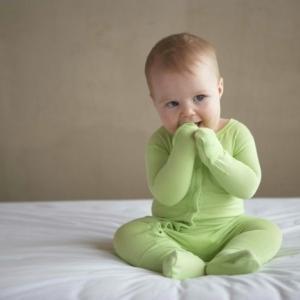 Le pyjama bébé - 42 modèles adorables!