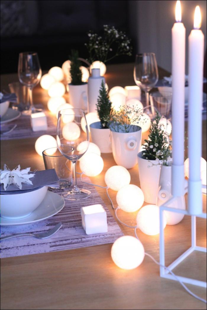 boule-guirlande-lumineuse-guirlande-boule-papier-cool-idée-déco-table