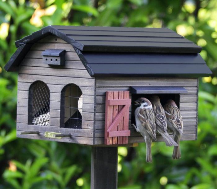 cabane-à-oiseaux-maisonette-pour-oiseaux