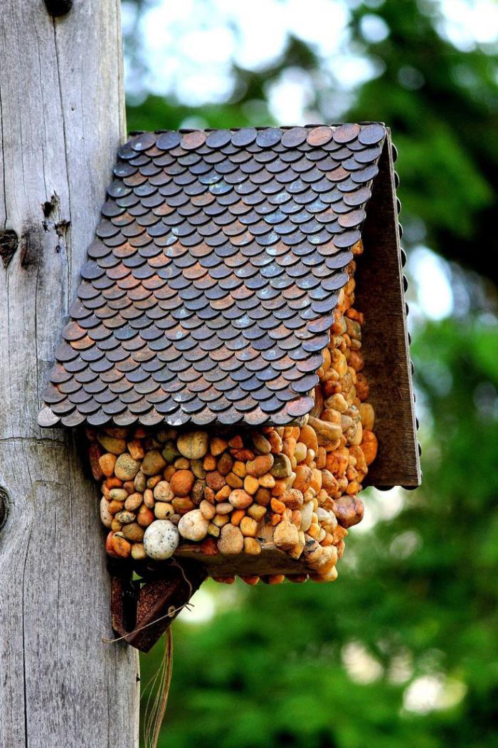 cabane-à-oiseaux-maison-d'oiseau-intéressante