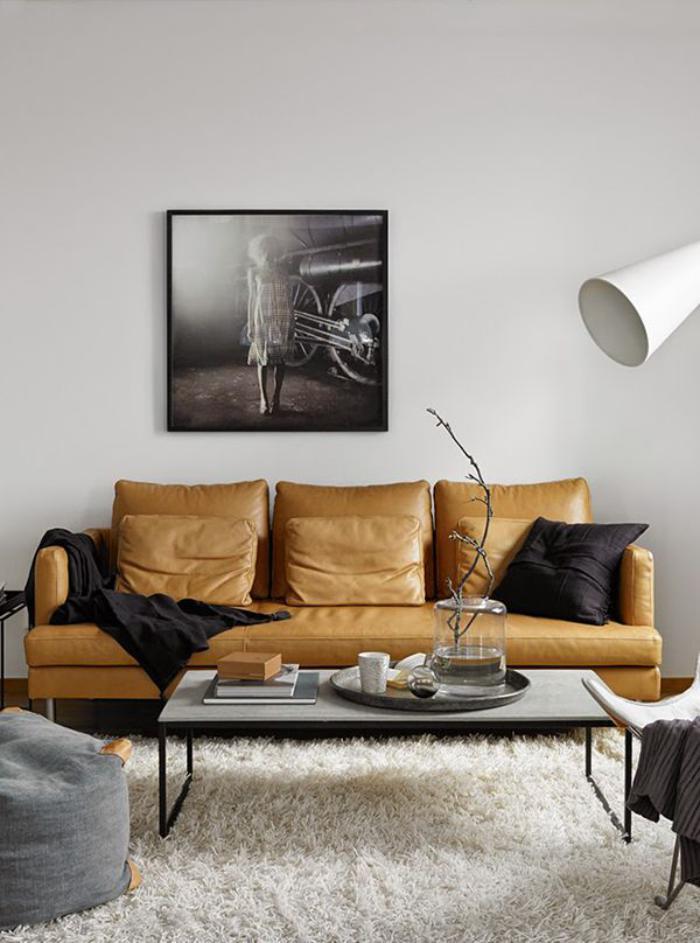 canapé-beige-beau-petit-salon-avec-canapé-en-cuir
