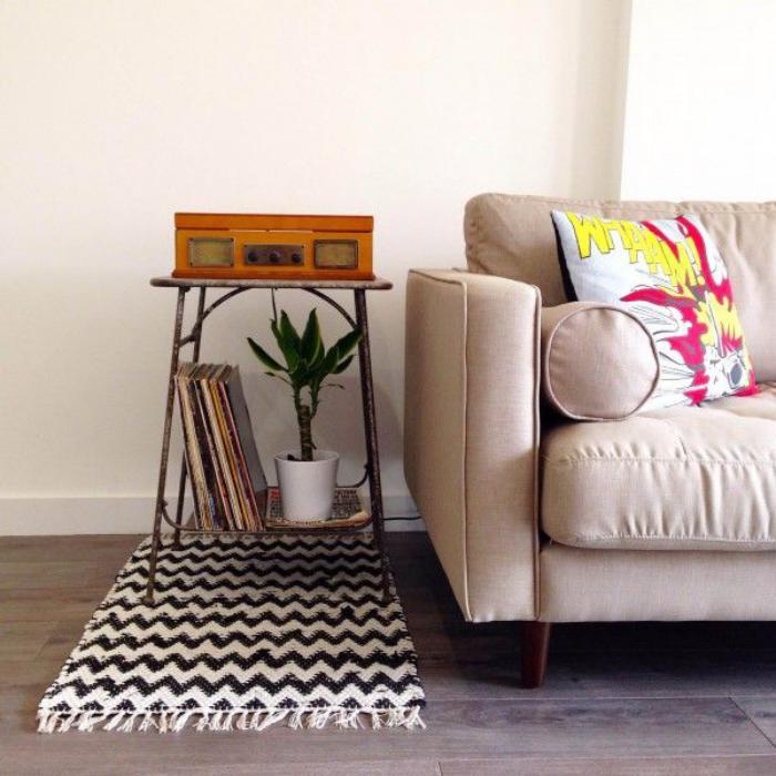 canapé-beige-cosy-en-textile