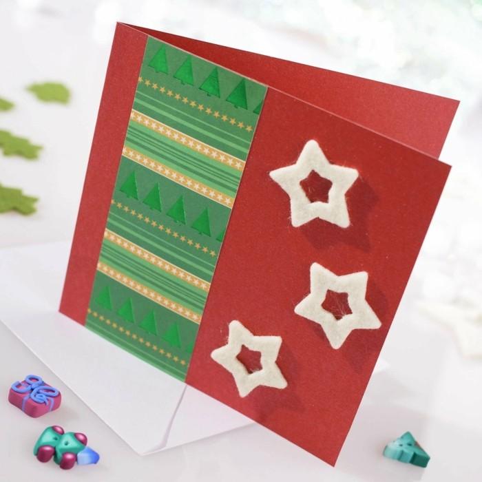 carte-joyeux-noel-jolies-cartes-pour-Noël-carte-joyeux noël-rouge-et-vert
