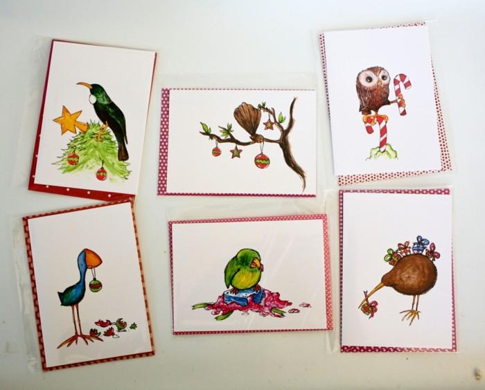 cartes-noel-carte-à-imprimer-gratuite-idée-coo-pour-vos-parents-peinture-carte