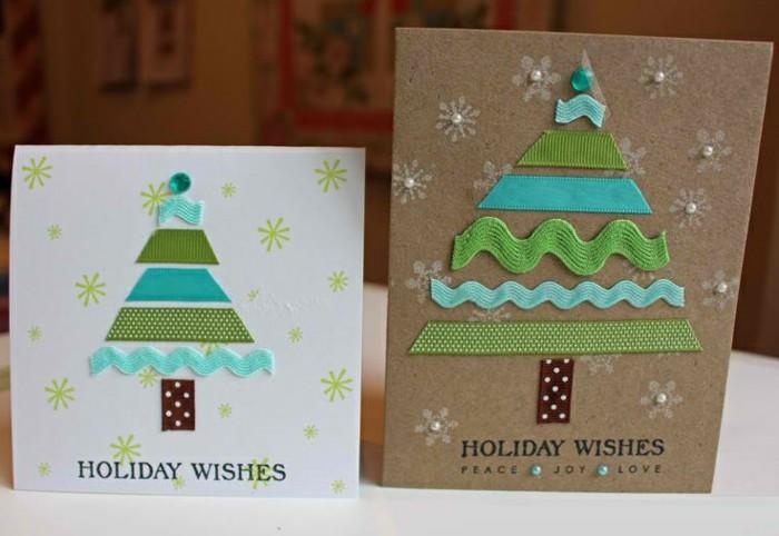 carton-carte-joyeux-noel-jolies-cartes-pour-Noël-cool-recyclage
