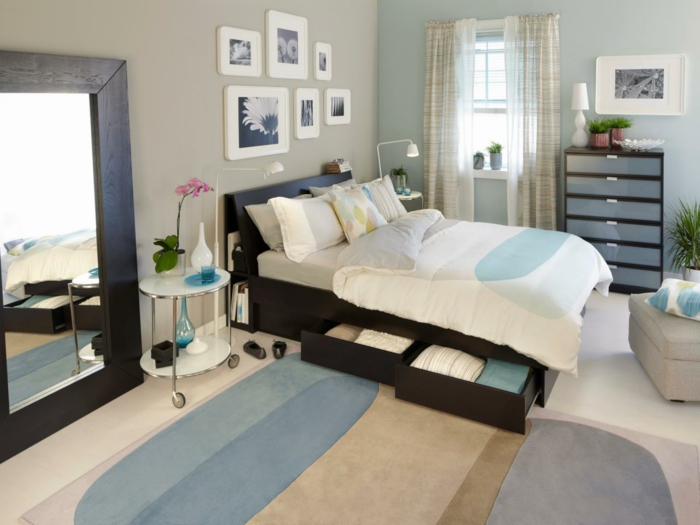 la meilleur d coration de la chambre couleur taupe. Black Bedroom Furniture Sets. Home Design Ideas