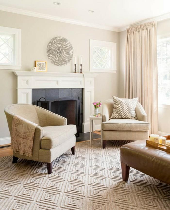 chambre-en-couleur-taupe-chambre-grise-intérieur-salon-beau