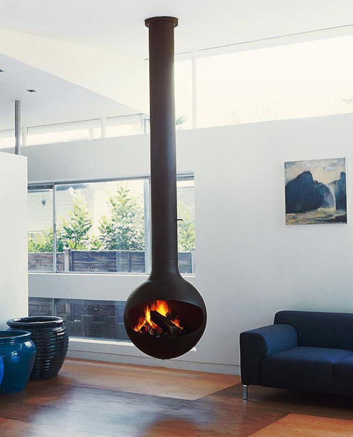 cheminée-focus-cheminée-contemporaine-suspendue-design