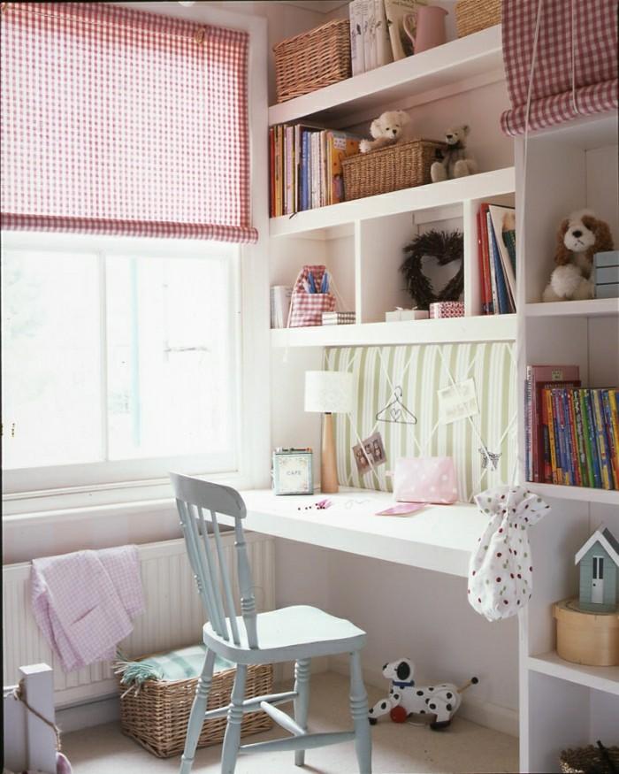 Etagere chambre d enfant meilleures images d 39 inspiration for Meuble bureau chambre