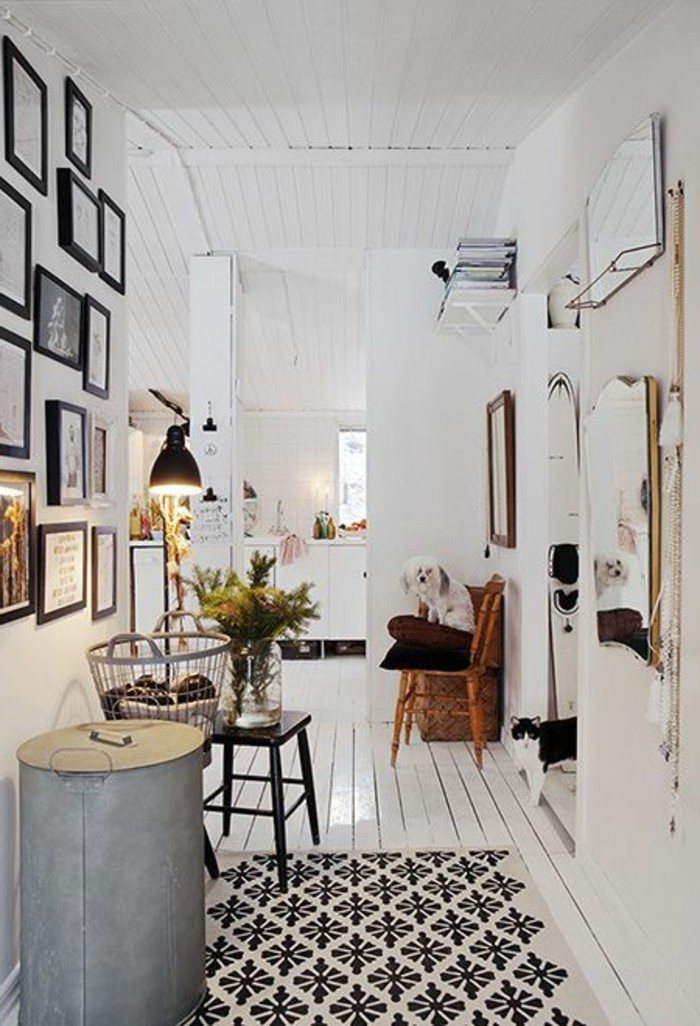 Comment cr er une ambiance scandinave 45 id es en photos Table style suedois