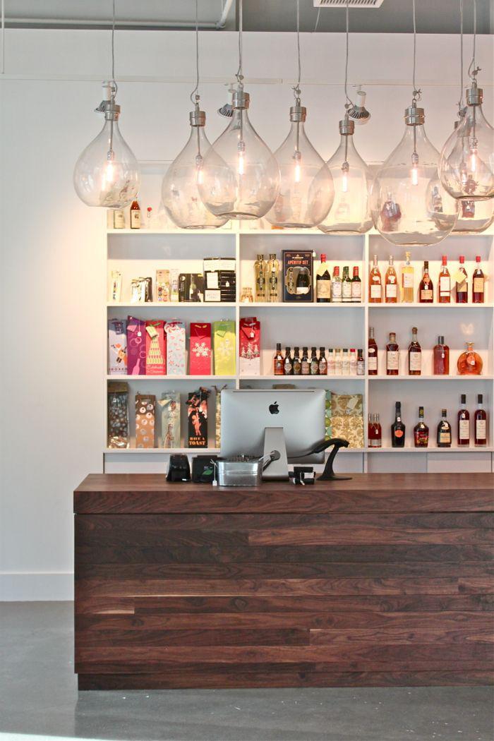 Le comptoir en bois recycl est une jolie tendance adopter - Decorer un meuble en bois ...