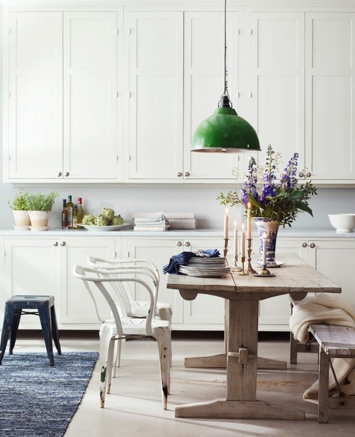 Nos propositions pour votre salle manger compl te en 42 photos - Table a manger en bois pas cher ...