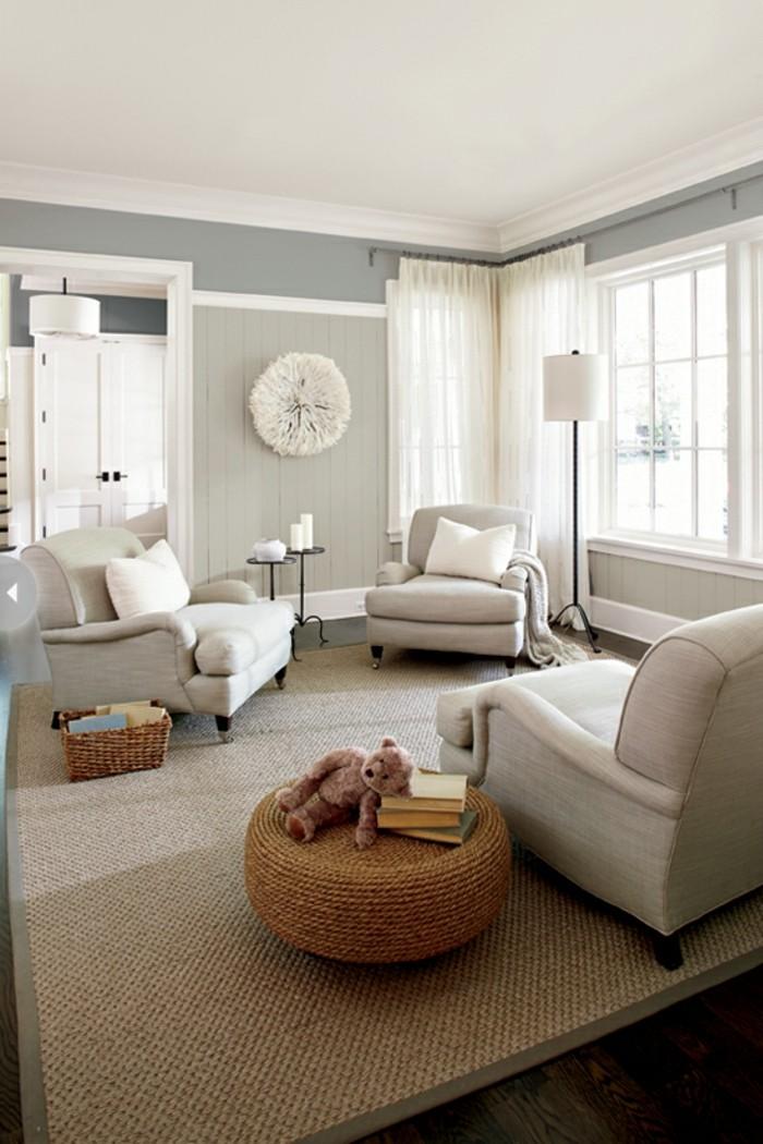 La meilleur décoration de la chambre couleur taupe! - Archzine.fr