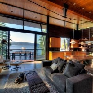 Le bois IPE - idées d'utilisation dans l'intérieur et l'extérieur