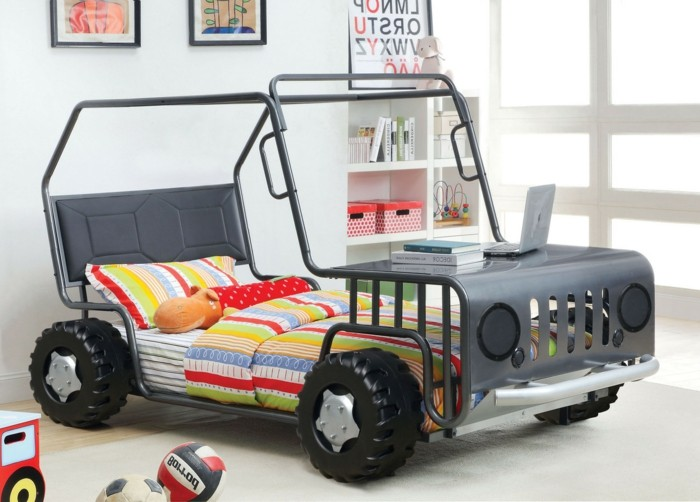 Emejing Chambre Voiture Garcon But Contemporary Yourmento - Lit ...